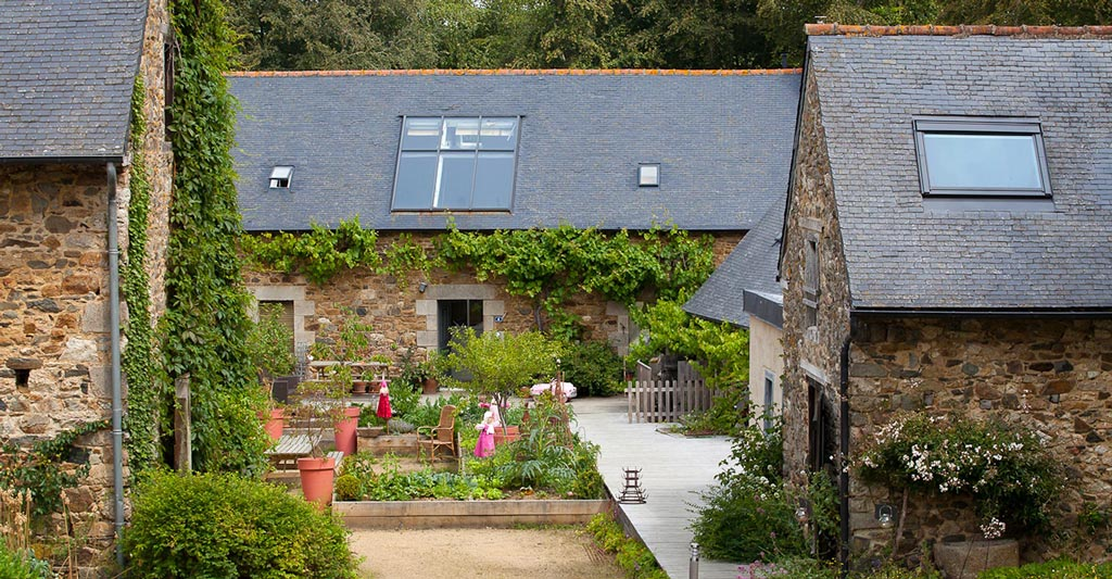 Lovely ... French Country Cottages And Bed U0026 Breakfast In Brittany   France ...
